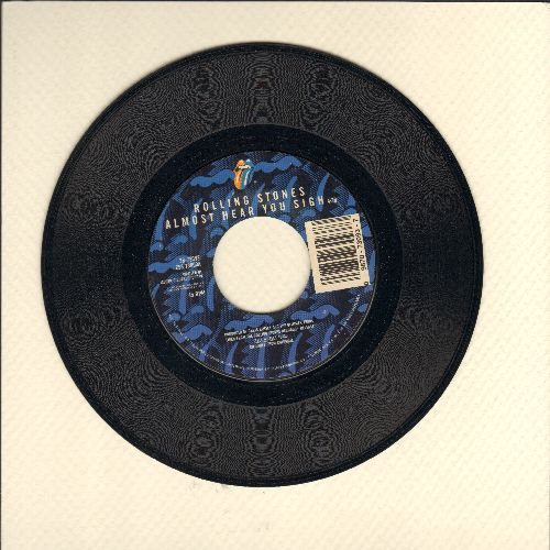 Rolling Stones - Almost Hear You Sigh/Break The Spell - NM9/ - 45 rpm Records