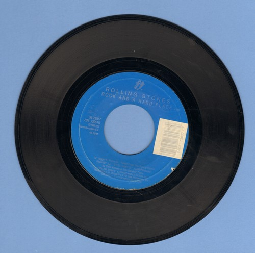 Rolling Stones - Rock And A Hard Place/Cook Cook Blues - NM9/ - 45 rpm Records