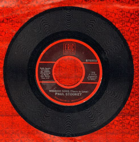 Stookey, Paul - Wedding Song (There Is Love)/Sebastian (double-hit re-issue) - NM9/ - 45 rpm Records