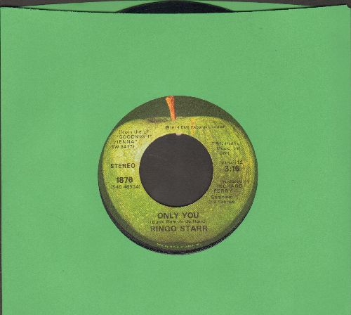 Starr, Ringo - Only You/Call Me - VG7/ - 45 rpm Records