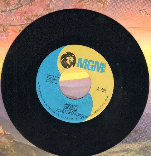 Strunk, Jud - Daisy A Day (ULTRA-SENTIMENTAL ballad!)/The Searchers - EX8/ - 45 rpm Records
