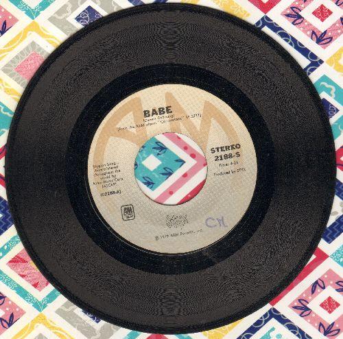 Styx - Babe/I'm O.K. - EX8/ - 45 rpm Records