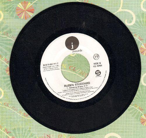 Studdard, Ruben - Amazing Grace/I Need An Angel - M10/ - 45 rpm Records