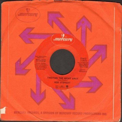 Stewart, Rod - Twisting The Night Away/True Blue/Lady Day  - NM9/ - 45 rpm Records