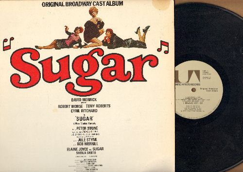 Sugar - Sugar - Original Broadway Cast Album, Musical based on -Some Like It Hot- (vinyl STEREO LP record) - NM9/EX8 - LP Records