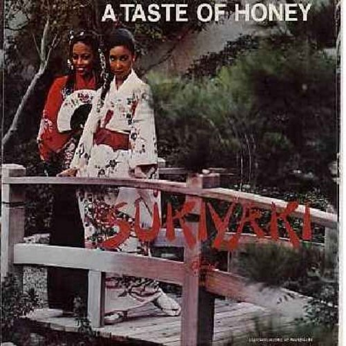 Taste Of Honey - Sukiyaki/Don't You Lead Me On (Grammy Winner 1978 Best New Artist - with picture sleeve) - NM9/EX8 - 45 rpm Records