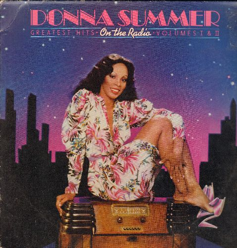 Summer, Donna - On The Radio - Greatest Hits: Love To Love You Baby, Last dance, Mac Arthur Park, Hot Stuff, Bad Girls, I Feel Love (2 vinyl STEREO LP record set) - VG7/VG7 - LP Records