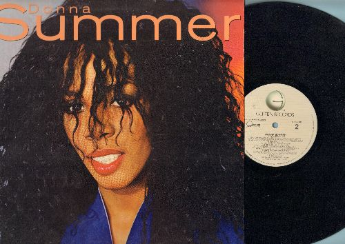 Summer, Donna - Donna Summer: Love Is In Control, Livin' In America, Lush Life, The Woman In Me (vinyl STEREO LP record) - NM9/EX8 - LP Records