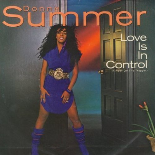 Summer, Donna - Love Is In Control/Sometimes Like Butterflies (with picture sleeve) - M10/VG7 - 45 rpm Records