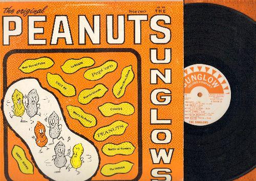 Peanuts - Peanuts: Beer Barrel Polka, Merry Go Round, Popcorn, Rancho Grande (Vinyl STEREO LP record) - VG7/VG7 - LP Records