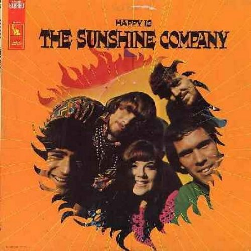 Sunshine People - Happy Is: Up Up And Away, Love Is A Happy Thing, Just Beyond Your Smile, Four In The Mornin' (Vinyl STEREO LP record) - NM9/EX8 - LP Records