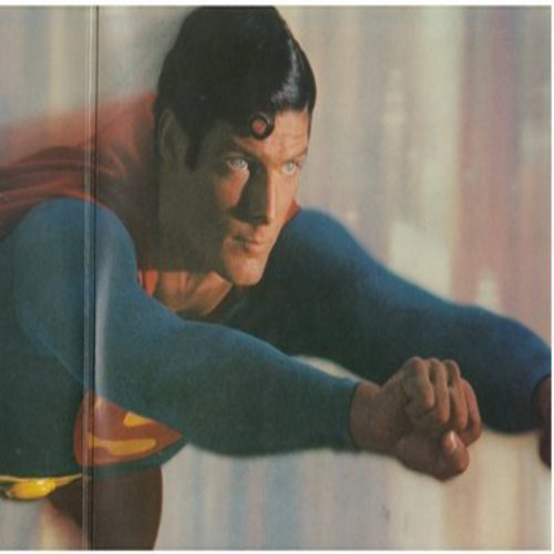 Williams, John - Superman - The Movie (Original Sound Track, 2 vinyl STEREO LP record set, gate-fold cover) - NM9/VG7 - LP Records