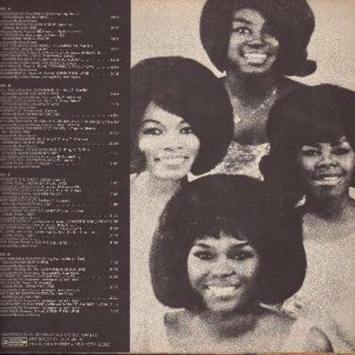 Shirelles - Remember When: Dedidcated To The One I Love, Soldier Boy, To Know Him Is To Love Him, Foolish Little Girl, Runaway, Hey Baby, Can't We Be Sweethearts, Twist And Shout, Lonely Teardrops, Church Bells May Ring (2 vinyl STEREO LP record set, NICE