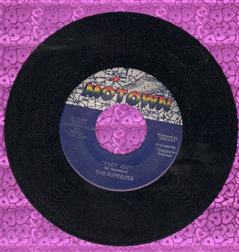 Supremes - Floy Joy/This Is The Story - NM9/ - 45 rpm Records