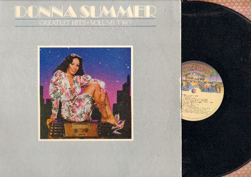 Summer, Donna - Greatest Hits Vol. 2: Hot Stuff, Bad Girls, Mac Arthur Park, No More Tears (Enough Is Ewnough), On The Radio (vinyl STEREO LP record) - NM9/EX8 - LP Records
