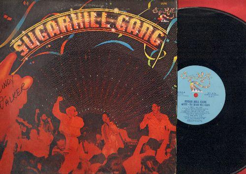 Sugarhill Gang - Sugarhill Gang: Rapper's Delight, Sugar Hill Groove, Rapper's Reprise (vinyl STEREO LP record, gate-fold cover) - EX8/VG7 - LP Records