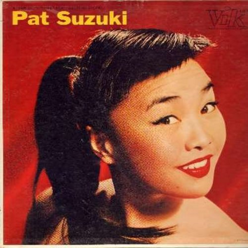 Suzuki, Pat - Pat Suzuki: My Heart Belongs To Daddy, As Time Goes By, Star Dust (vinyl MONO LP record, NICE condition!) - NM9/EX8 - LP Records