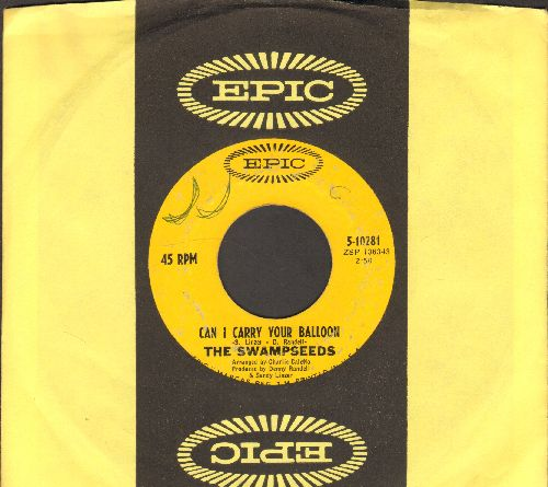 Swmapseeds - Can I Carry Your Balloon/Coney Island Parade (with Epic company sleeve) - VG7/ - 45 rpm Records