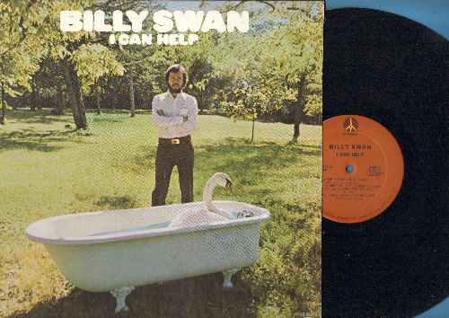 Swan, Billy - I Can Help: Don't Be Cruel (Slow Version), Shake Rattle & Roll, Wedding Bells (Vinyl LP record) - EX8/EX8 - LP Records