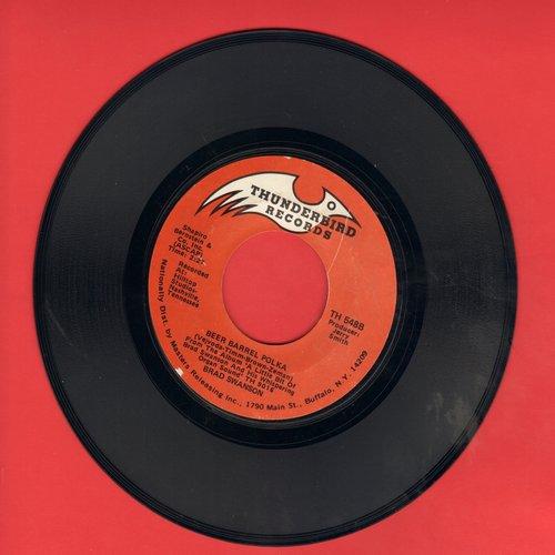 Swanson, Brad - Beer Barrel Polka/Drivin' Home - M10/ - 45 rpm Records