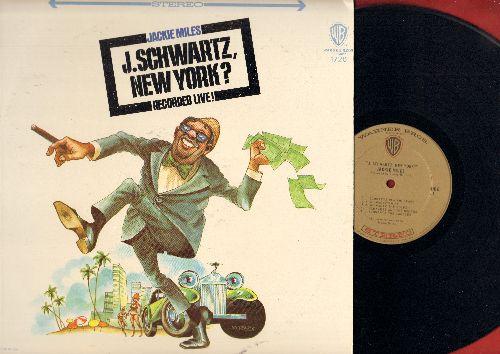 Miles, Jackie - J. Schwartz, New York? - Recorded Live! (Vinyl STEREO LP record) - M10/EX8 - LP Records
