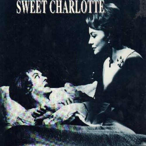 Hush…Hush, Sweet Charlotte - Hush…Hush, Sweet Charlotte - The 1964 Classic Thriller starring Bette Davis and Olivia De Havilland - THIS IS A SET OF 2 LASERDISCS, NOT ANY OTHER KIND OF MEDIA! - NM9/NM9 - LaserDiscs