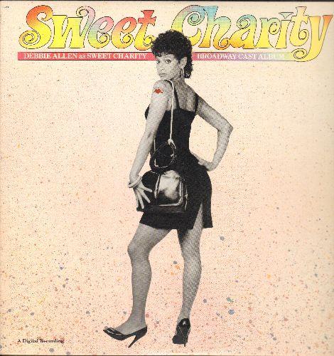Sweet Charity - Sweet Charity - Broadway Cast Album starring Debbie Allen (Vinyl Digital LP record) - NM9/NM9 - LP Records