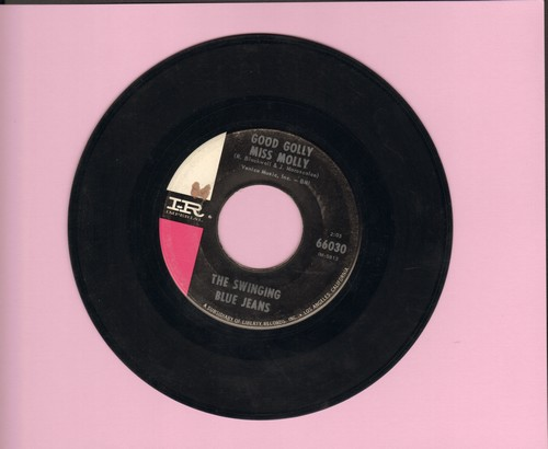 Swinging Blue Jeans - Good Golly Miss Molly/Shaking Feeling - VG7/ - 45 rpm Records