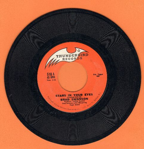 Swanson, Brad - Stars In Your Eyes/Darktown Strutters Ball - NM9/ - 45 rpm Records