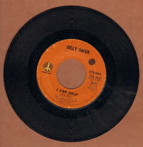Swan, Billy - I Can Help/Ways Of A Woman In Love - EX8/ - 45 rpm Records