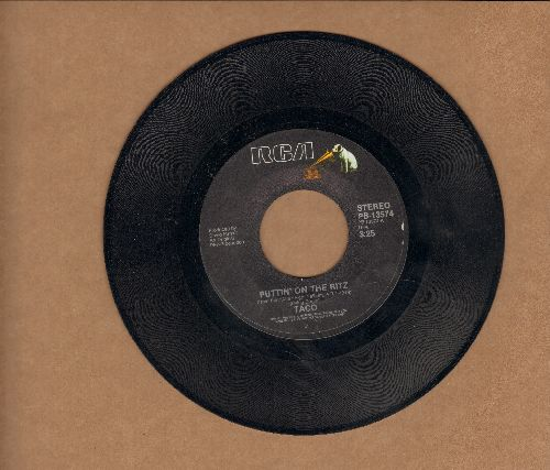 Taco - Puttin' On The Ritz/Livin' In My Dream World  - EX8/ - 45 rpm Records