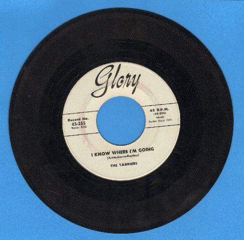 Tarriers - I Know Where I'm Going/Pretty Boy - EX8/ - 45 rpm Records