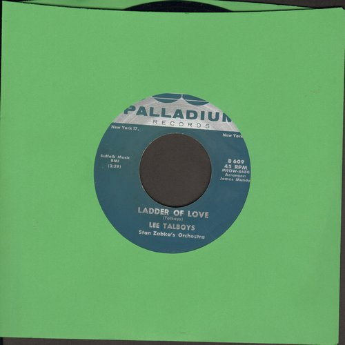 Talboys, Lee - Ladder Of Love/In A Little Spanish Town - NM9/ - 45 rpm Records