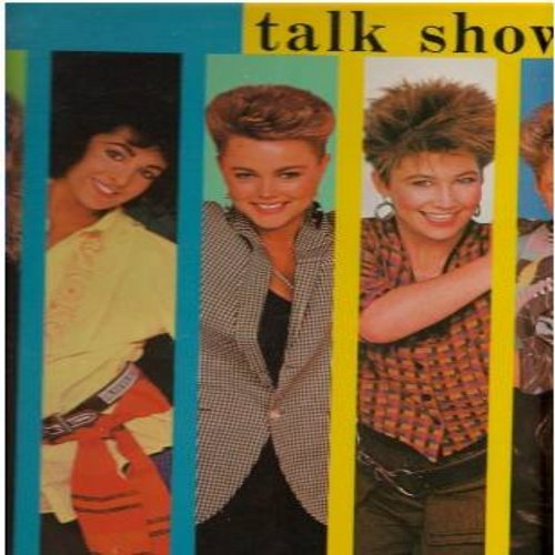 Go-Go's - Talk Show: Head Over You, Turn To You, Forget That Day, Yes Or No, I'm The Only One (Vinyl STEREO LP record) - NM9/NM9 - LP Records