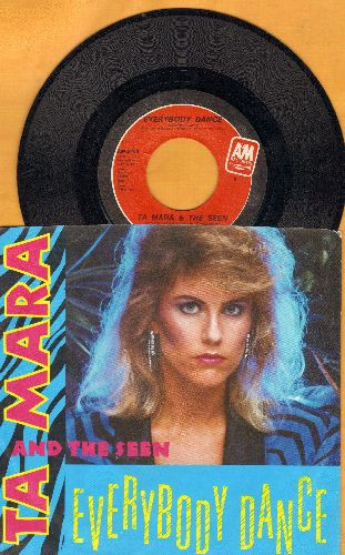 Tamara & The Seen - Everybody Dance/Lonely Heart (with picture sleeve) - NM9/EX8 - 45 rpm Records