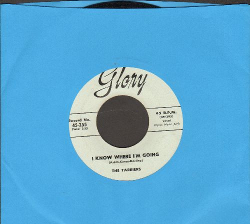 Tarriers - I Know Where I'm Going/Pretty Boy - NM9/ - 45 rpm Records