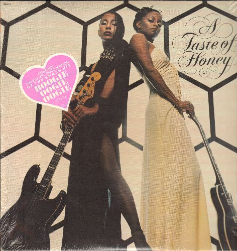 Taste Of Honey - A Taste Of Honey: Boogie Oogie Oogie (5:37 Extended Version), Disco Dancin', If We Loved, You're In Good Hands, Sky High (Vinyl STEREO LP record, shrink wrap) - EX8/EX8 - LP Records
