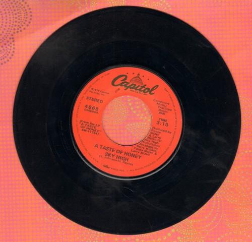 Taste Of Honey - Disco Dancin'/Sky High - EX8/ - 45 rpm Records