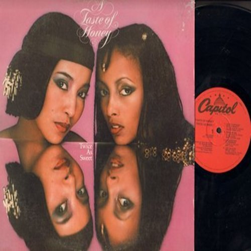 Taste Of Honey - Twice As Sweet: Sukiyaki (My First Night Without You), Rescue Me, She's A Dancer, Ain't Nothin' But A party (Vinyl STEREO LP record) - NM9/EX8 - LP Records