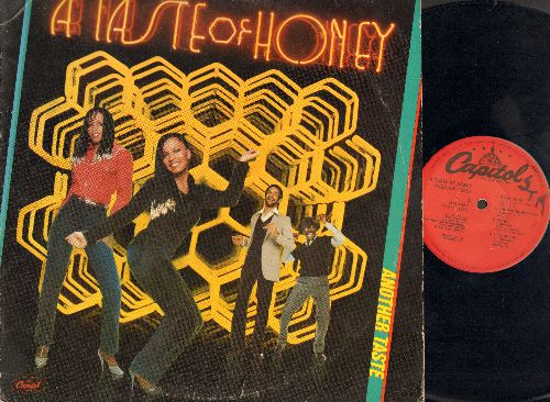 Taste Of Honey - Another Taste: Do It Good, Dance, Take The Boogae Or Leave It, The Rainbows End (Vinyl LP record) - EX8/EX8 - LP Records