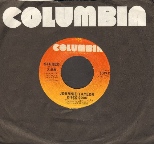 Taylor, James - Disco 9000/Right Now (with Columbia company sleeve) - NM9/ - 45 rpm Records