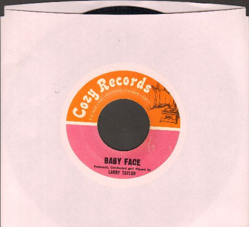 Taylor, Larry - Baby Face/Tutti Frutti - EX8/ - 45 rpm Records