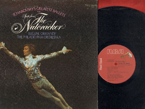 Ormandy, Eugene & The Philadelphia Orchestra - Tchaikovsky's Greatest Ballets Vol. 1: Suite From The Nutcracker (vinyl STEREO LP record) - M10/EX8 - LP Records