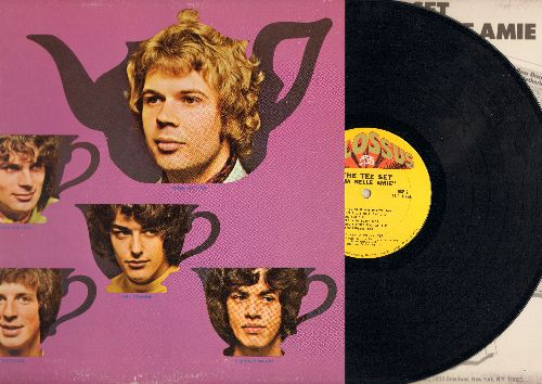 Tee Set - Ma Belle Amie: If You Do Believe In Love, Magic Lantern, Bring A Little Sunshine, Charmaine (Vinyl STEREO LP record, gate-fold cover) - NM9/VG7 - LP Records