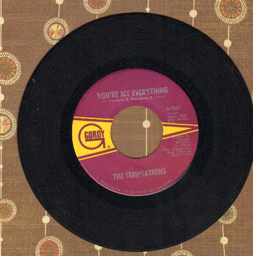 Temptations - You're My Everything/I've Been Good To You - EX8/ - 45 rpm Records
