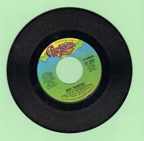 Disco Tex & The Sex-O-Lettes - Get Dancin'/Get Dancin' Part II - VG7/ - 45 rpm Records