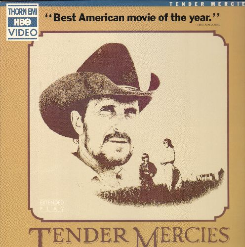Tender Mercies - Tender Mercies - LASER DISC version of the 1983 Classic starring Robert Duval (This is a LASER DISC, NOT any other kind of media!) - NM9/NM9 - LP Records