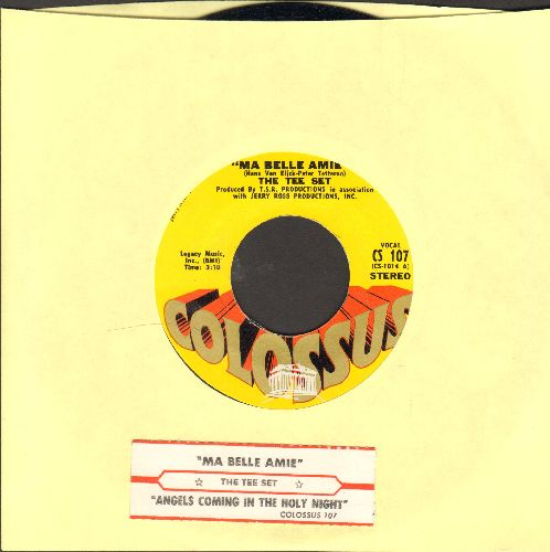 Tee Set - Ma Belle Amie/Angels Coming In The Holy Night (with juke box label) - EX8/ - 45 rpm Records