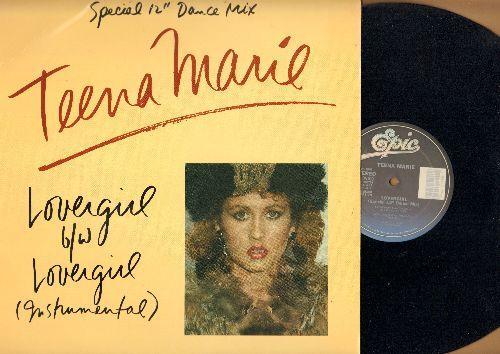 Teena Marie - Lovergirl (Special 12