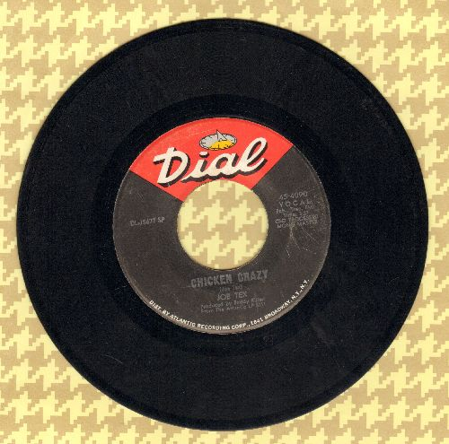 Tex, Joe - Chicken Crazy/Buying A Book - NM9/ - 45 rpm Records